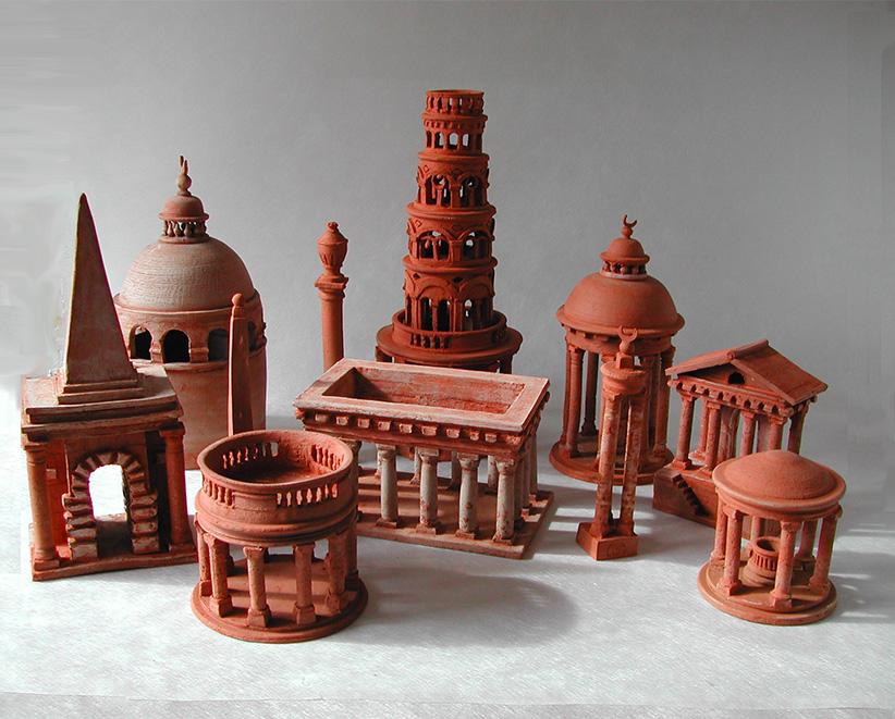 Les fabriques de Castille